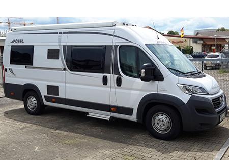 Reisemobil Roadcruiser